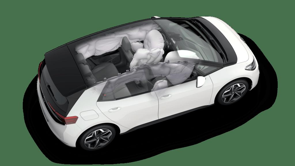 Volkswagen ID.4 получил пять звёзд в тесте безопасности Euro NCAP |  Рекомендательная система Пульс Mail.ru
