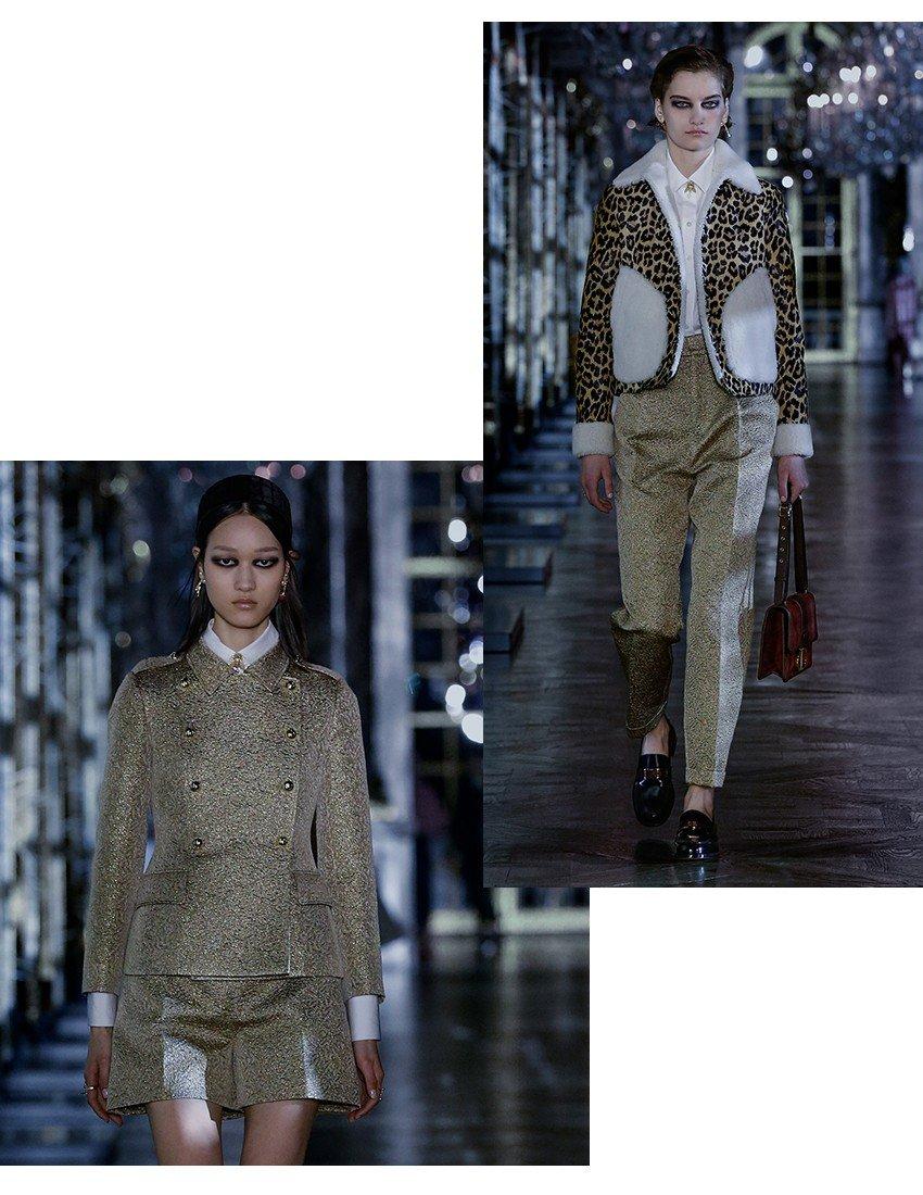 Коллекция Dior осень-зима 2021-2022