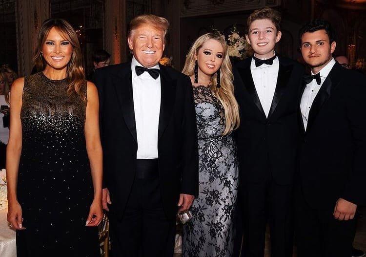Дочь Дональда Трампа объявила о помолвке