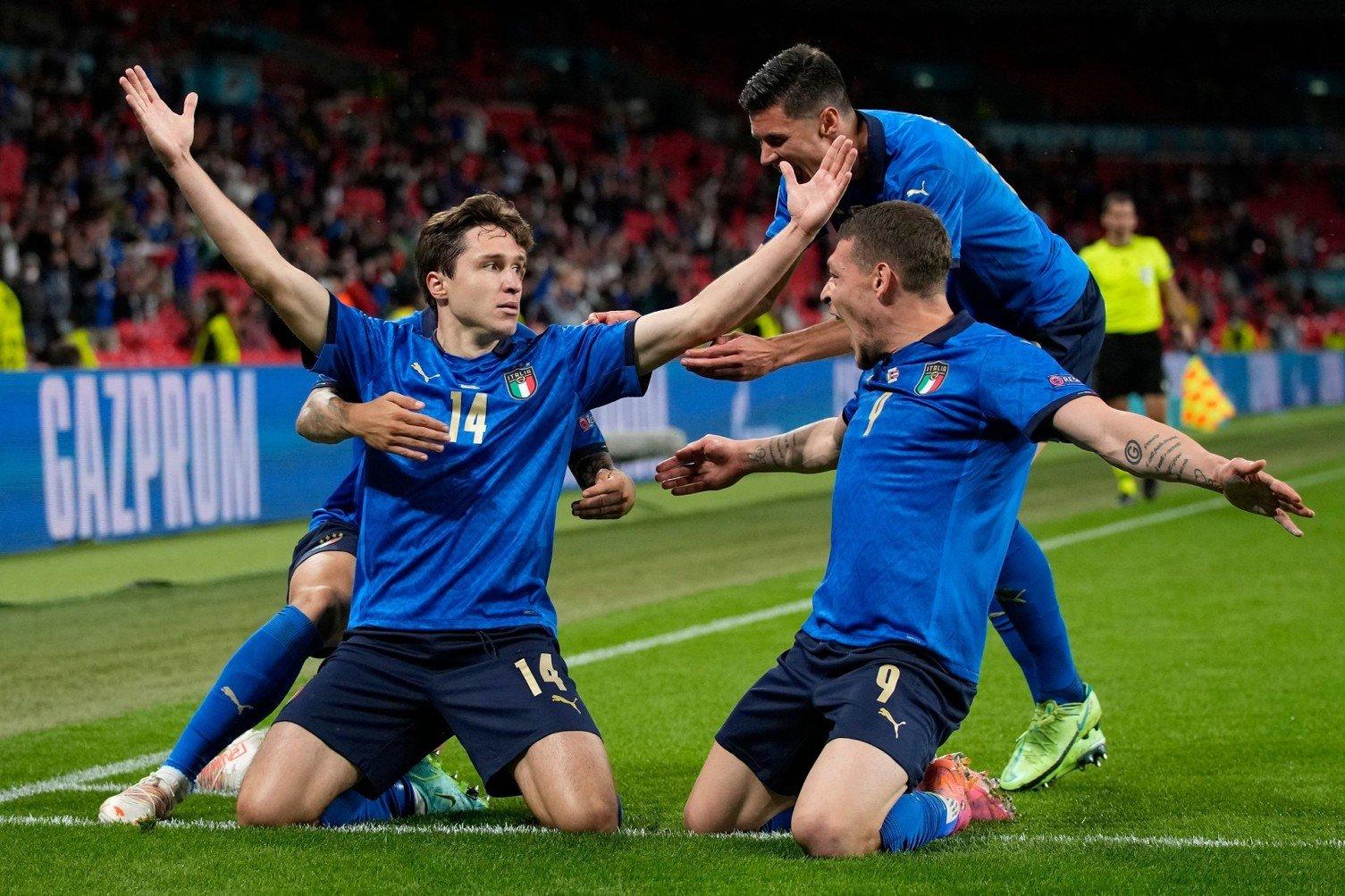 Сборная Италии одержала 12-ю победу подряд и обновила национальный рекорд |  Рекомендательная система Пульс Mail.ru