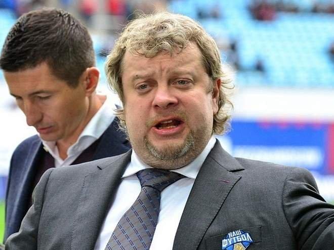 Андронов: «Не понимаю, зачем «Матч ТВ» берётся за показ матчей украинских команд»