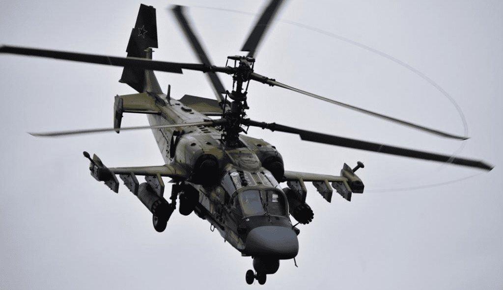 Озвучены сроки поступления в войска первых ударных вертолетов Ка-52М