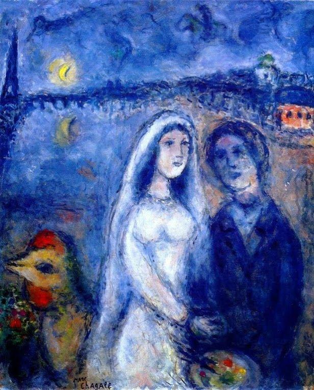 Новобрачные на фоне Эйфелевой башни, 1983 г.частное собраниеwikiart.org