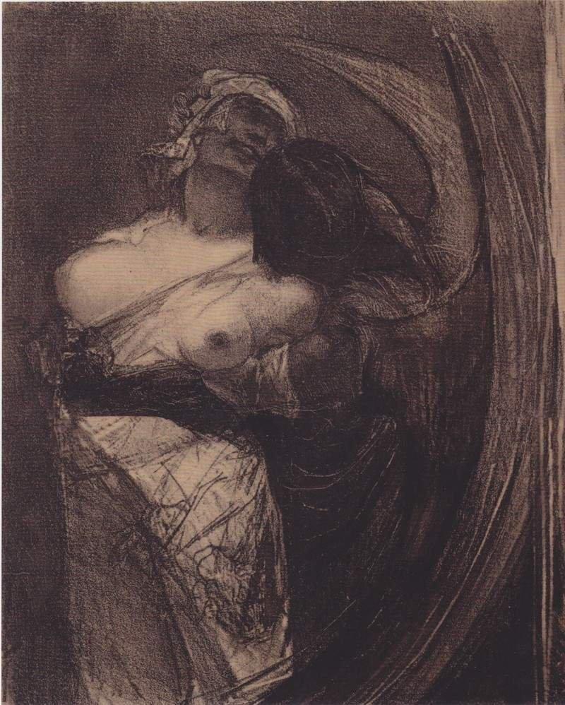 Холодные Дьяволы 1860 г. Литография.17,2 x 13,7 см