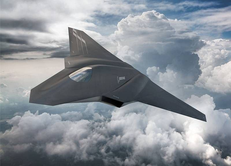 6th generation fighter