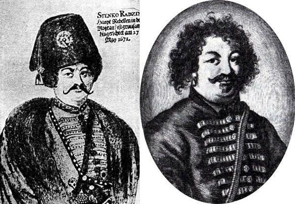 Razinin tanış olmayan portretləri