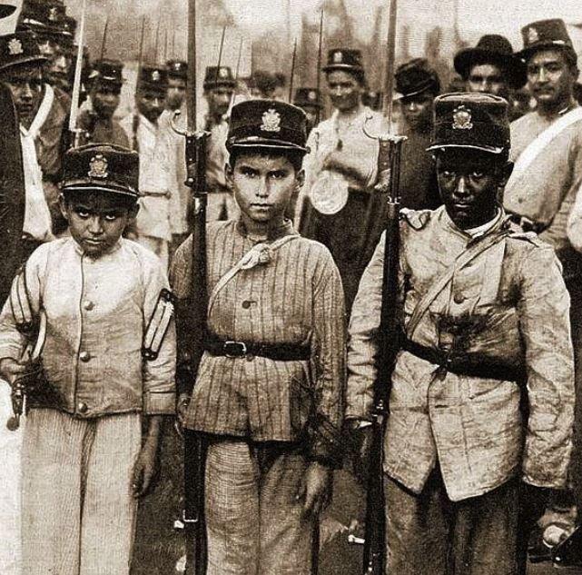 Дети Парагвая