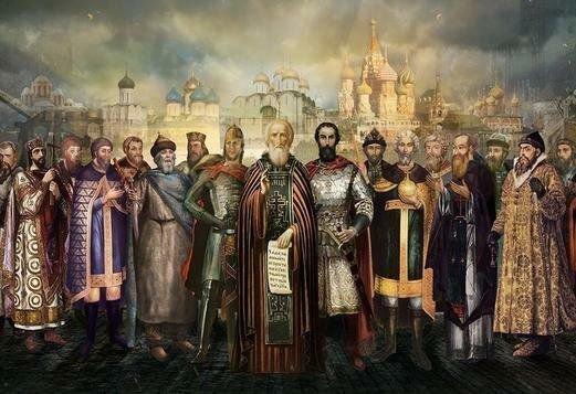 Даже Рюриковичи – это не фамилия, а по факту отчество: русские князья вели своё происхождение от Рюрика, то есть были его детьми. Фото: tv-gubernia.ru