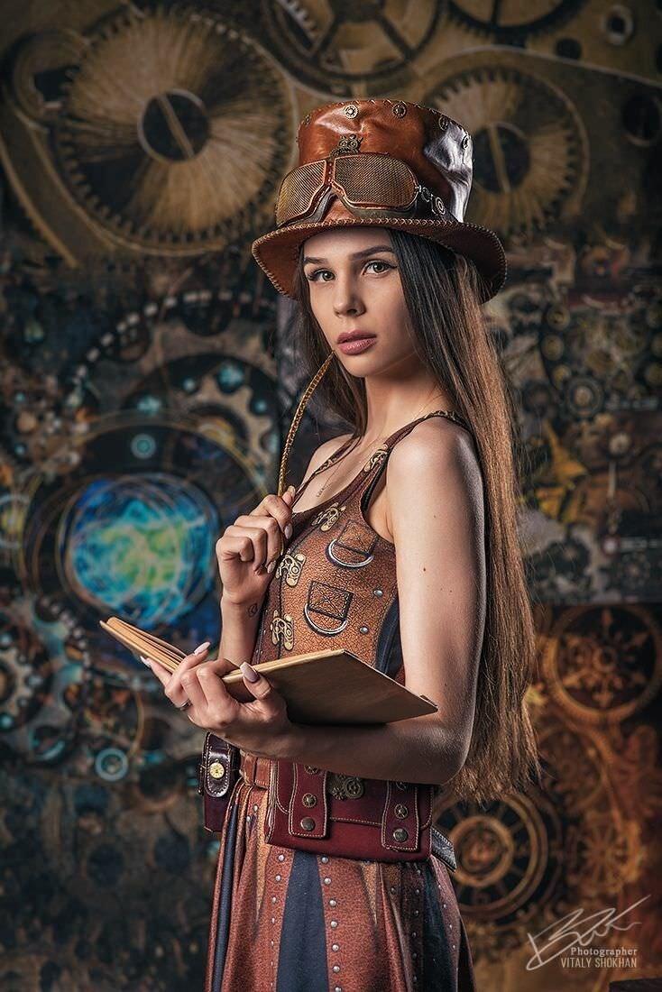 Красивые девушки на фотографиях Виталия Шохана