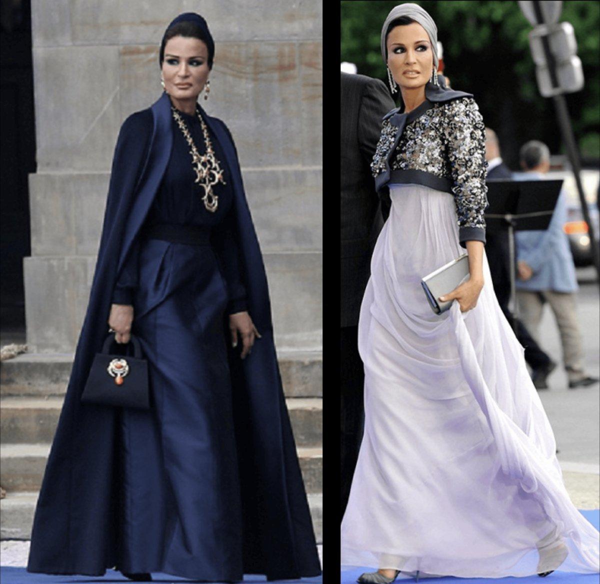 Шейха Моза – царица Востока. Роскошь и стиль