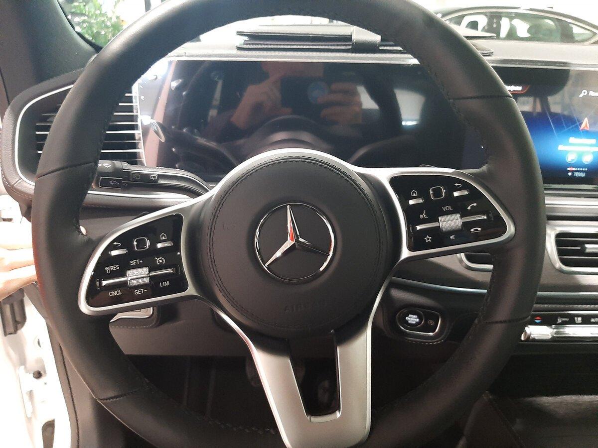 Mercedes-Benz GLE 2021 руль