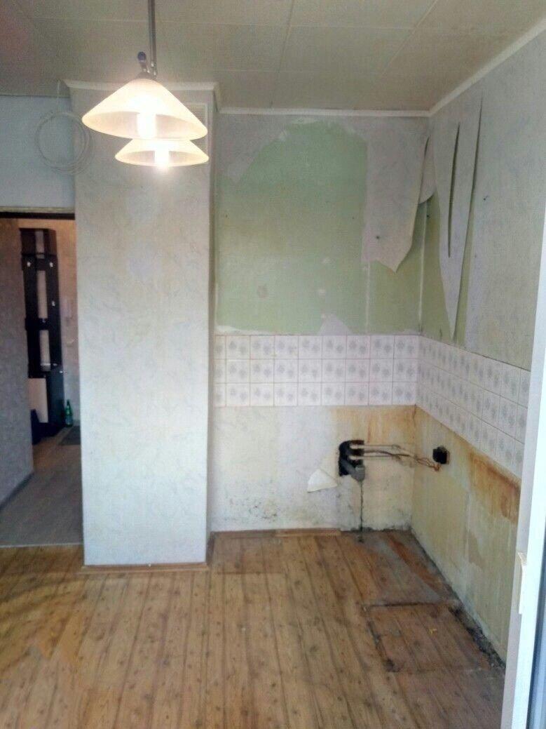 Фото кухни ДО ремонта.