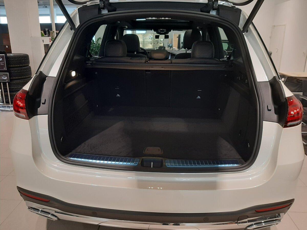 Mercedes-Benz GLE 2021 багажник