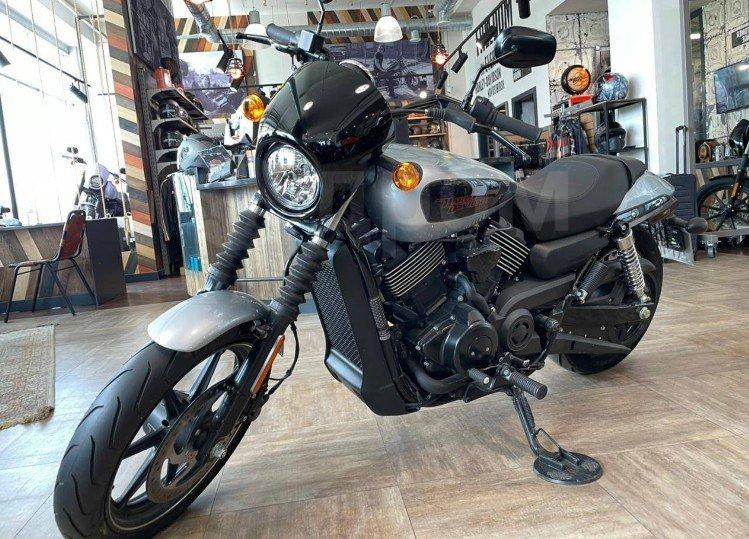 Harley-Davidson Street 750650 000 рублей