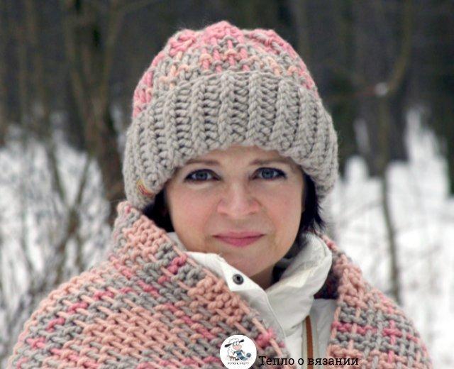 Фото с сайта https://rv-gem.ru/product/shapka-vjazanaja-v-kletku-nezhnyj-tartan/