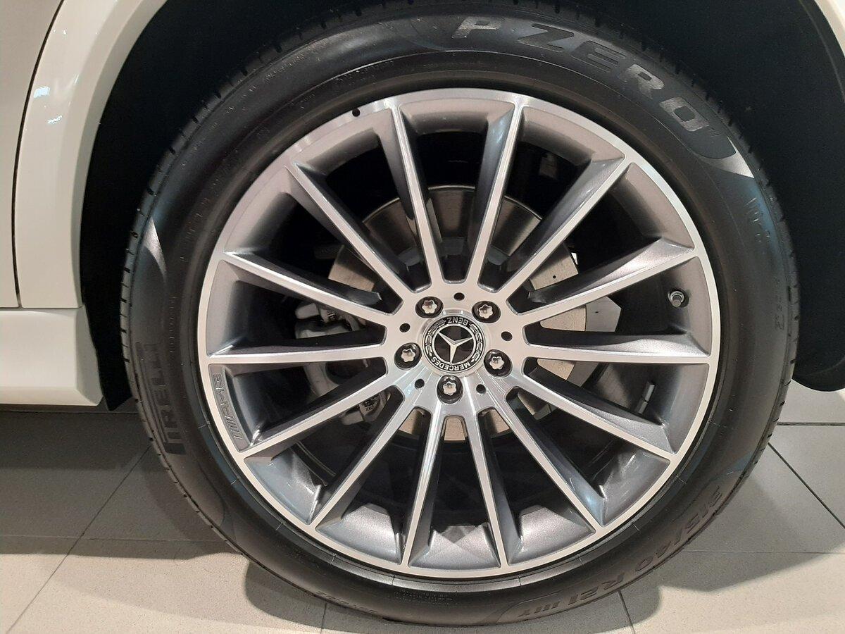 Mercedes-Benz GLE 2021 - колесо с диском на 21 дюйм