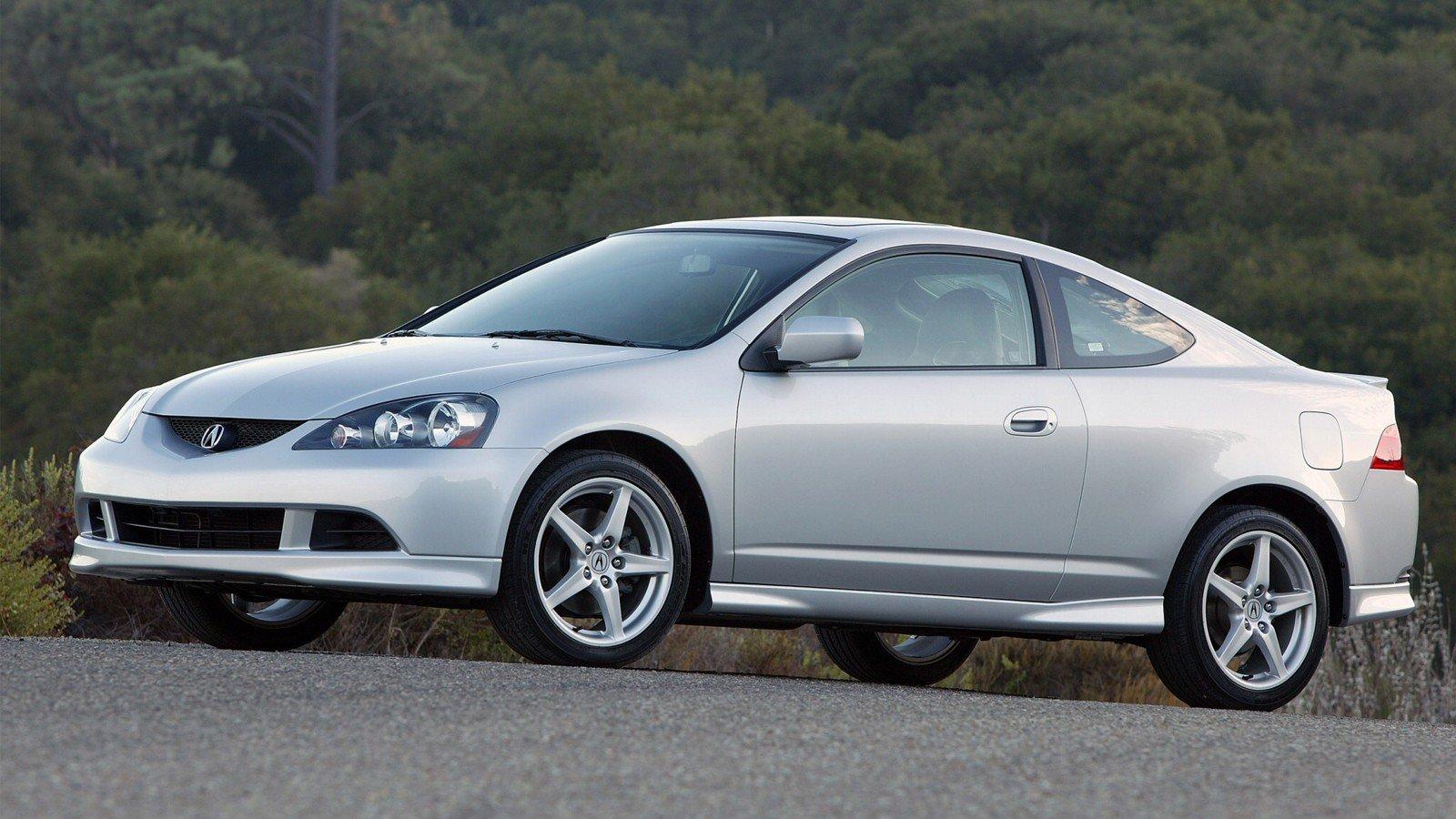 Acura Integra предыдущего поколения
