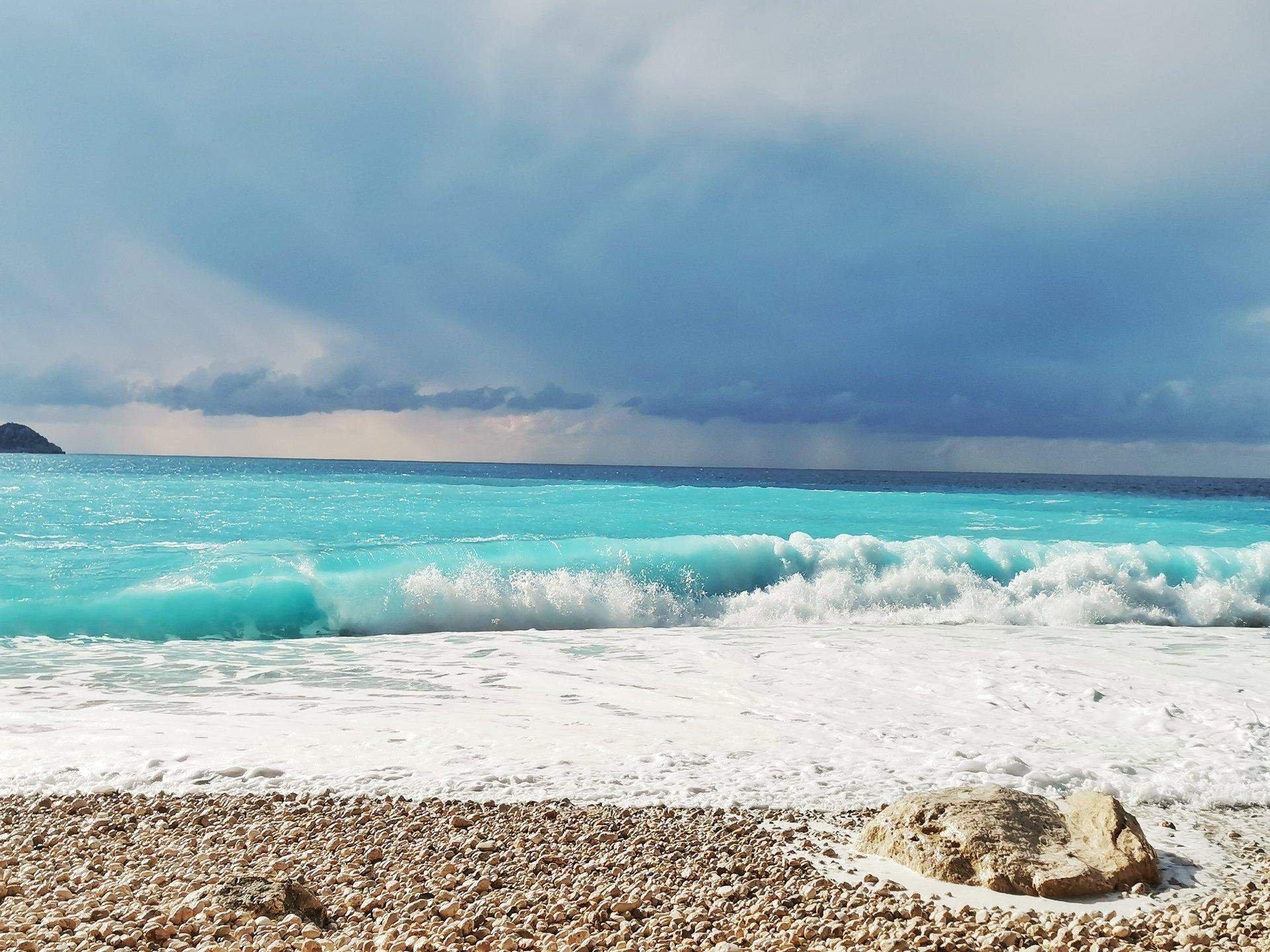 Красивейший пляж Капуташ!