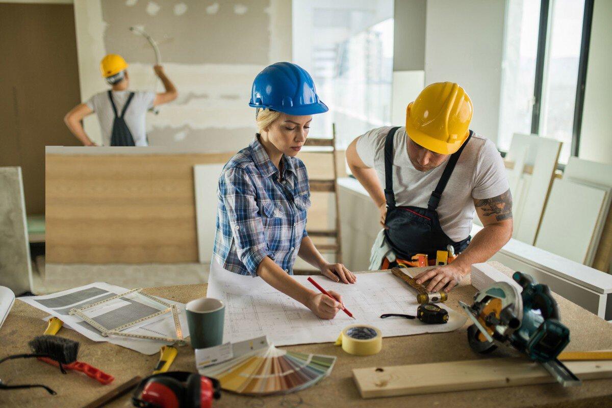 Лучше всего составить проект и письменный договор между мастеров и заказчиком