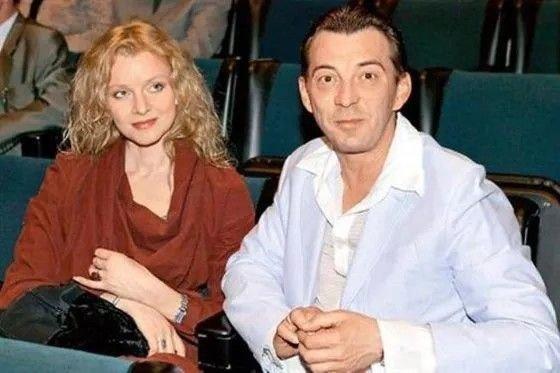 Николай Добрынин и Анна Терехова